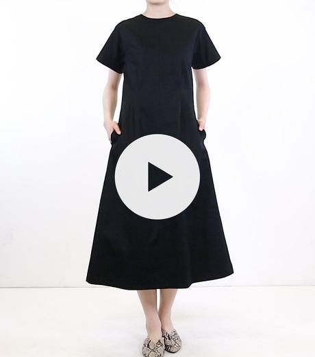 f307f8f5ab ル シェル ブルー - LE CIEL BLEU - Back Zip Dress-13 の通販 | RESTIR ...