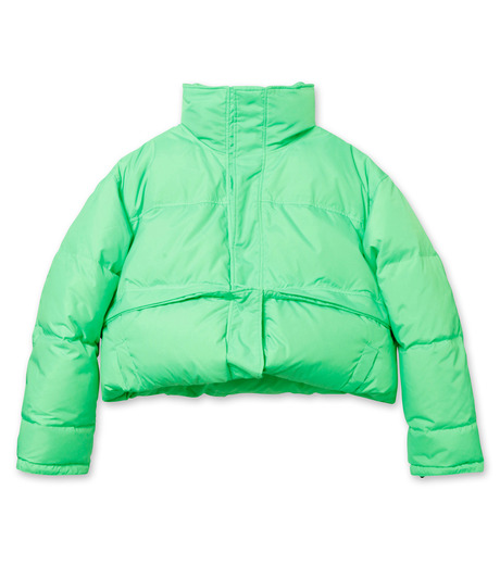 32645d546 ヴェトモン - VETEMENTS - Fluo Puffer Jacket-20 の通販 | RESTIR